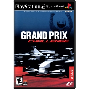 بازی Grand Prix Challenge برای PS2