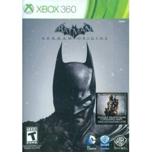 بازی Batman Arkham Origins برای XBOX 360
