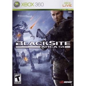 بازی Blacksite Area 51 برای XBOX 360