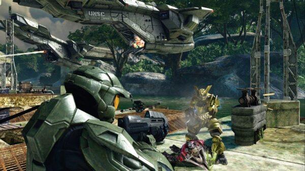 بازی Halo 3 برای XBOX 360