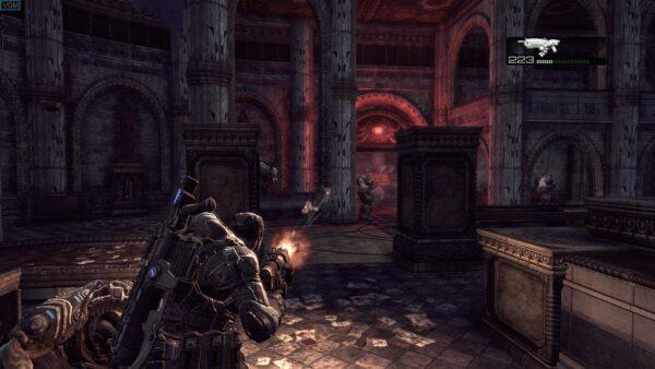 بازی Gears of War 2 برای XBOX 360