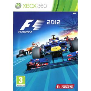 بازی F1 2012 برای XBOX 360