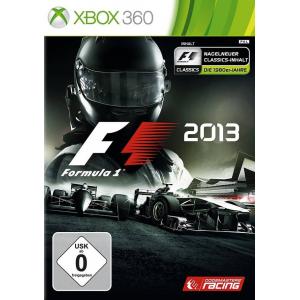 بازی F1 2013 برای XBOX 360