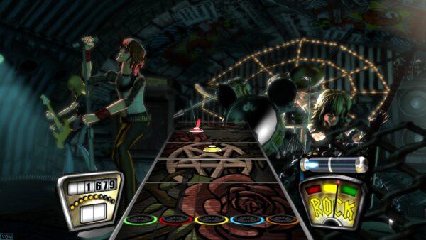 بازی Guitar Hero 2 برای XBOX 360
