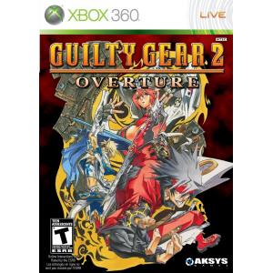 بازی Guilty Gear 2 Overture برای XBOX 360