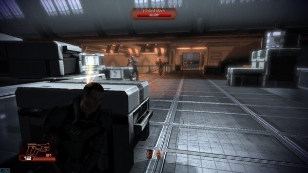 بازی Mass Effect 2 برای XBOX 360