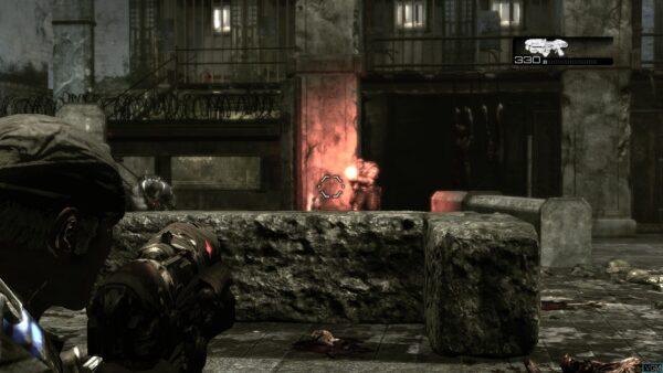 بازی Gears of War برای XBOX 360