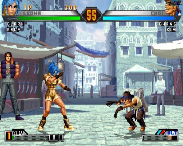 بازی King of Fighters '98 Ultimate Match, The برای PS2