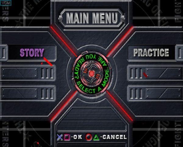 بازی King of Fighters - Maximum Impact برای PS2