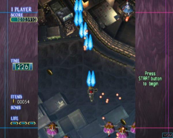 بازی 2 Mobile Light Force برای PS2