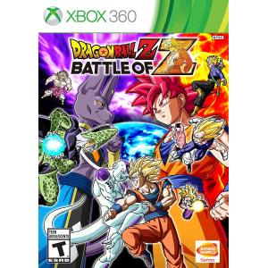 Dragon Ball Z Battle of Z Xbox360