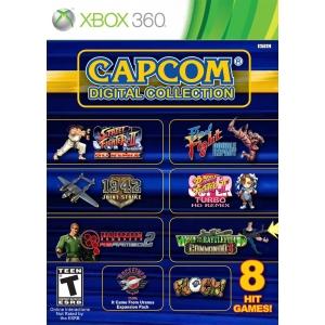 بازی Capcom Digital Colletion برای XBOX 360