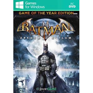 بازی Batman Arkham Asylum Goty Edition برای PC