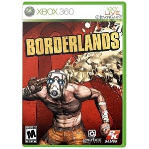 بازی Borderlands برای XBOX 360