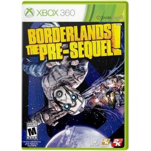 بازی Borderlands The Pre-Sequel برای XBOX 360