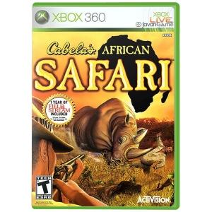 بازی Cabelas African Safari برای XBOX 360