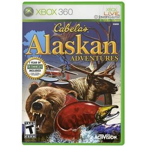 بازی Cabela's Alaskan Adventures برای XBOX 360