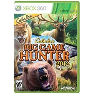 بازی Cabela's Big Game Hunter 2012 برای XBOX 360