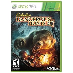 بازی Cabela's Dangerous Hunts 2011 برای XBOX 360
