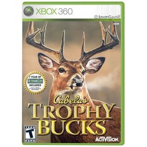 بازی Cabela's Trophy Bucks برای XBOX 360