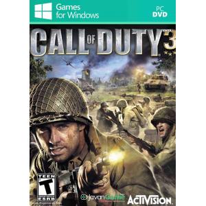 بازی Call Of Duty 3 برای PC