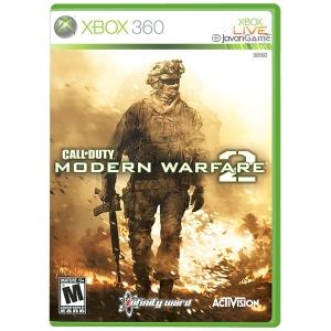 بازی Call of Duty Modern Warfare 2 برای XBOX 360
