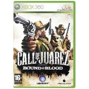 بازی Call of Juarez Bound in Blood برای XBOX 360
