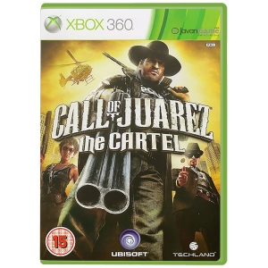 بازی Call of Juarez the Cartel برای XBOX 360