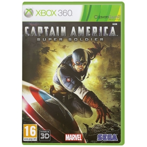 بازی Captain America Super Soldier برای XBOX 360