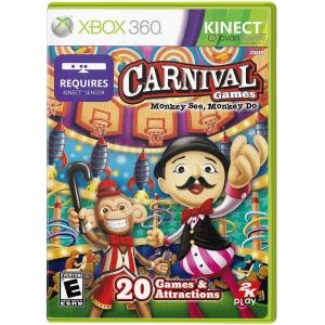 بازی Carnival Games Monkey See Monkey Do برای XBOX 360