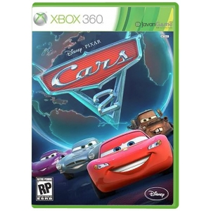 بازی Cars 2 برای XBOX 360