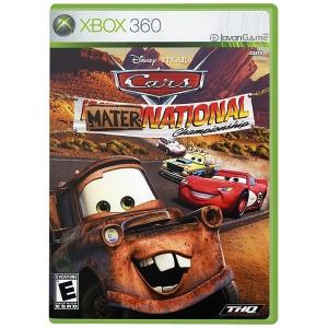 بازی Cars Mater-National برای XBOX 360