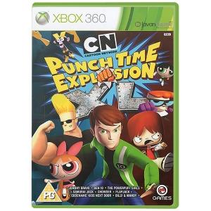 بازی Cartoon Network Punch Time Explosion XL برای XBOX 360
