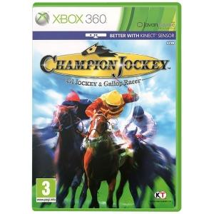 بازی Champion Jockey برای XBOX 360