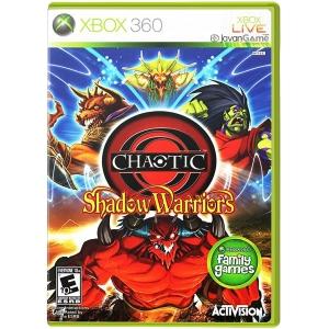 بازی Chaotic Shadow Warriors برای XBOX 360