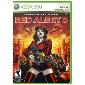 بازی Command & Conquer Red Alert 3 برای XBOX 360
