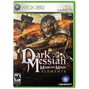 بازی Dark Messiah of Might & Magic Elements برای XBOX 360