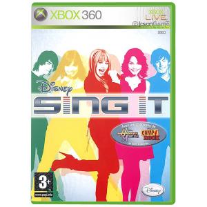بازی Disney Sing It برای XBOX 360