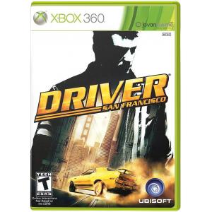 بازی Driver San Francisco برای XBOX 360
