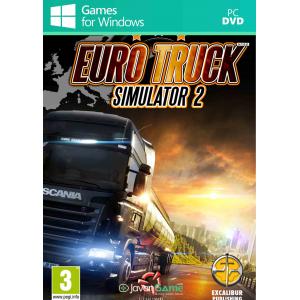 بازی Euro Truck Simulator 2 برای کامپیوتر