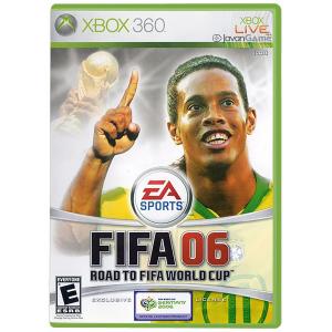 بازی FIFA World Cup 2006 برای XBOX 360