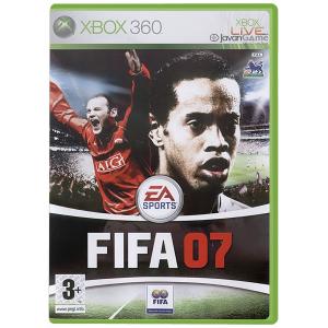 بازی FIFA 07 برای XBOX 360