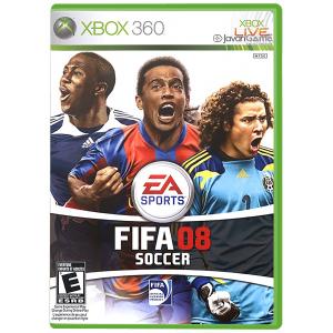 بازی FIFA 08 برای XBOX 360