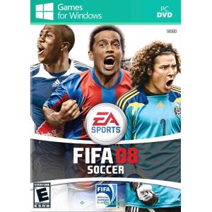 بازی FIFA 08 برای PC