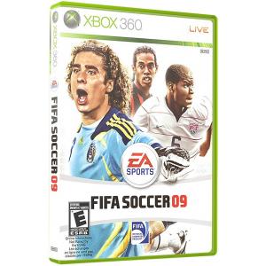 بازی FIFA ۰۹ برای XBOX ۳۶۰