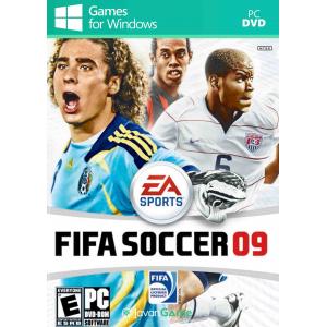 بازی FIFA 09 برای PC