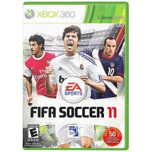 بازی FIFA 11 برای Xbox360