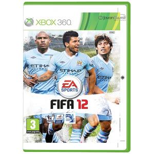 بازی FIFA 12 برای XBOX360