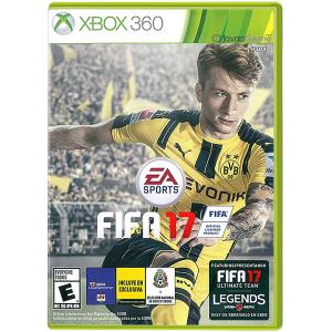 بازی FIFA 17 برای Xbox360