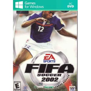 بازی FIFA 2001 برای PC